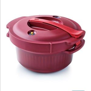 Tupperware Pressure Cooker